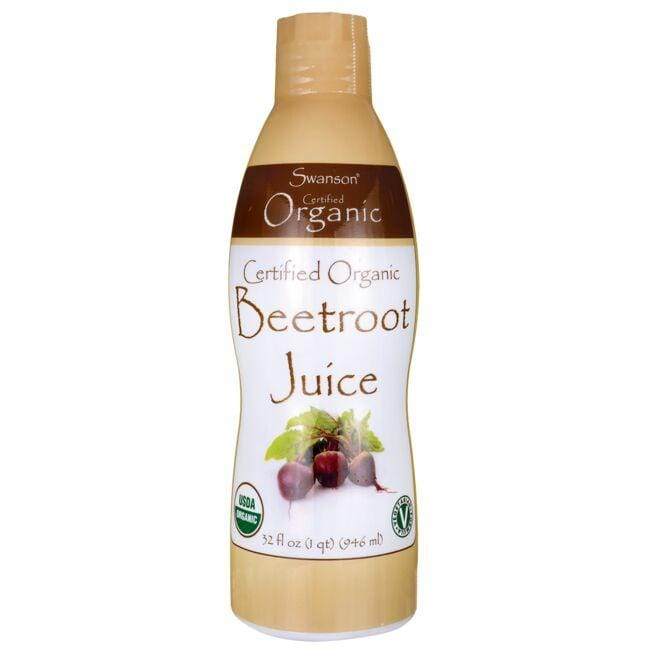 Swanson OrganicCertified Organic Beetroot Concentrate