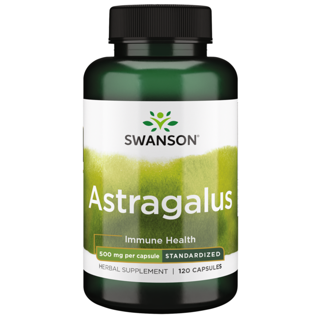 Swanson Superior Herbs Astragalus (Standardized)