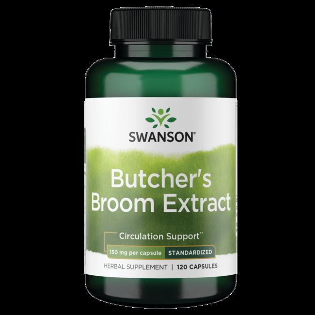 Swanson Superior Herbs Butcher's Broom (Standardized)