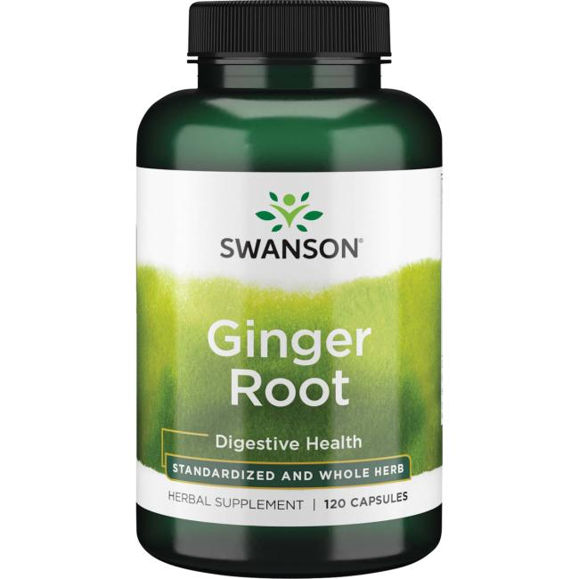 Swanson Superior HerbsGinger Root (Standardized)