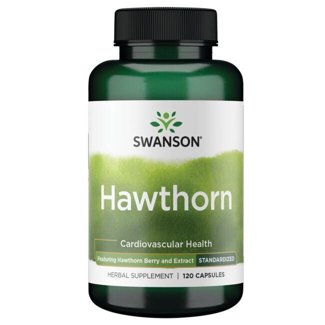 Swanson Superior HerbsHawthorn