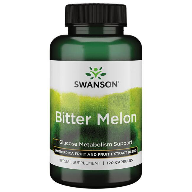Swanson Superior HerbsMomordica Bitter Melon (Standardized)
