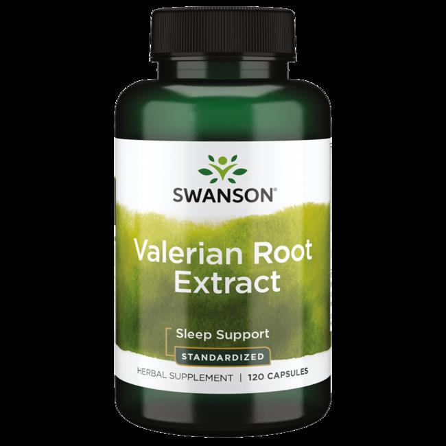 Swanson Superior HerbsValerian Root (Standardized)