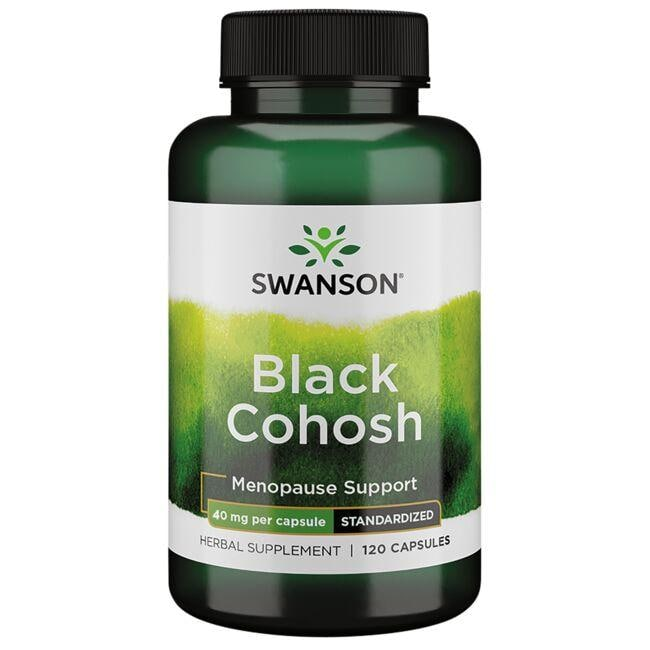 Swanson Superior HerbsBlack Cohosh - Standardized