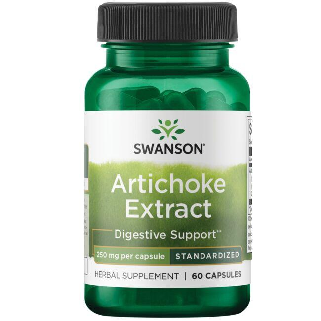 Swanson Superior HerbsArtichoke Extract - Standardized