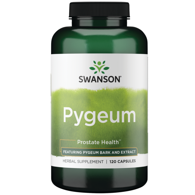 Swanson Superior Herbs Pygeum (Standardized)