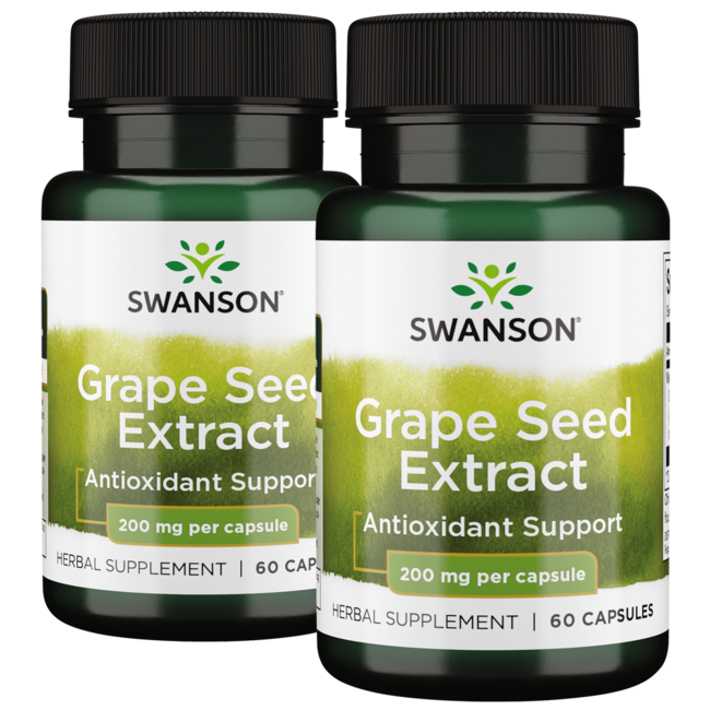Swanson Superior Herbs Grape Seed Extract (Standardized)