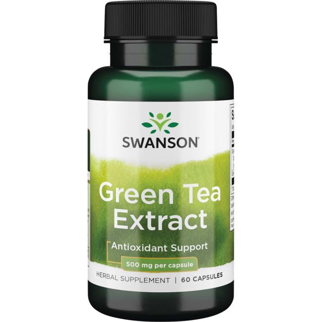 Swanson Superior HerbsGreen Tea Extract