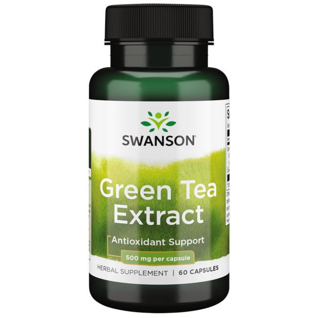 Swanson Superior HerbsGreen Tea Extract