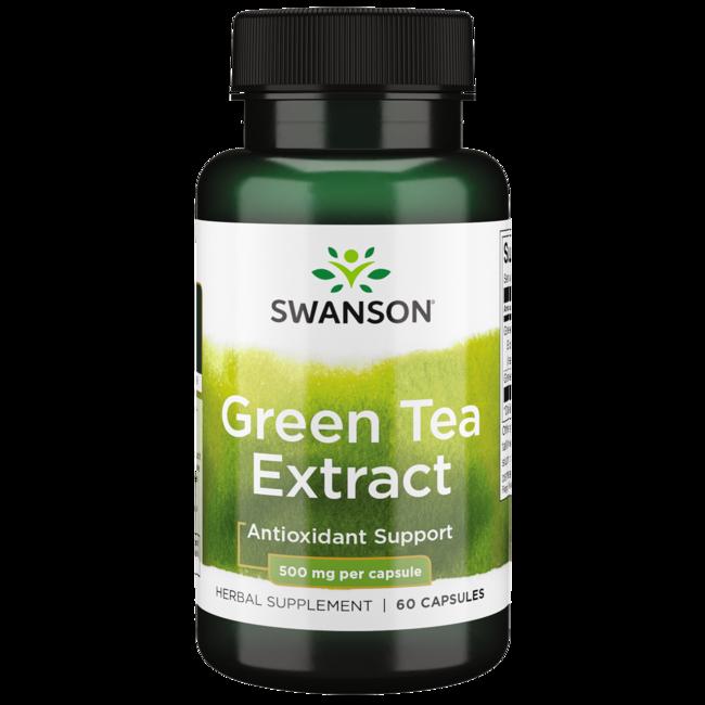 Swanson Superior Herbs Green Tea Extract