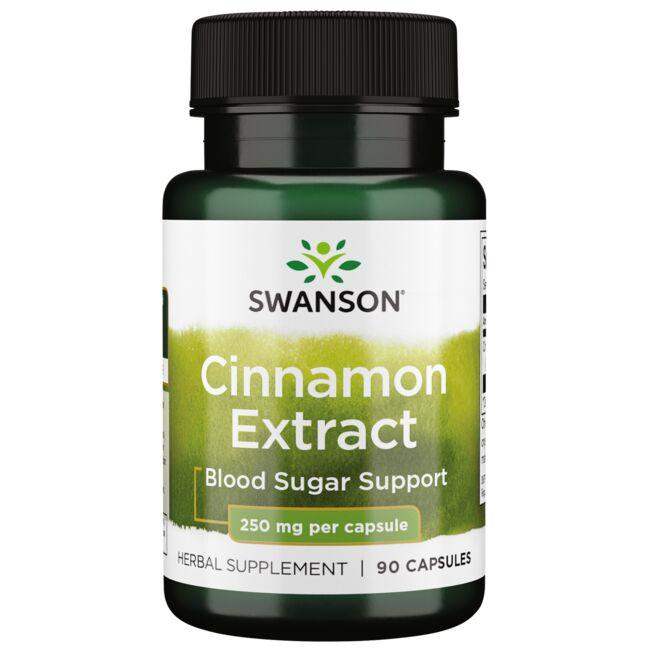 Swanson Superior HerbsCinnamon Extract