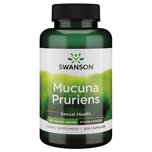 Swanson Superior HerbsMucuna Pruriens - Standardized