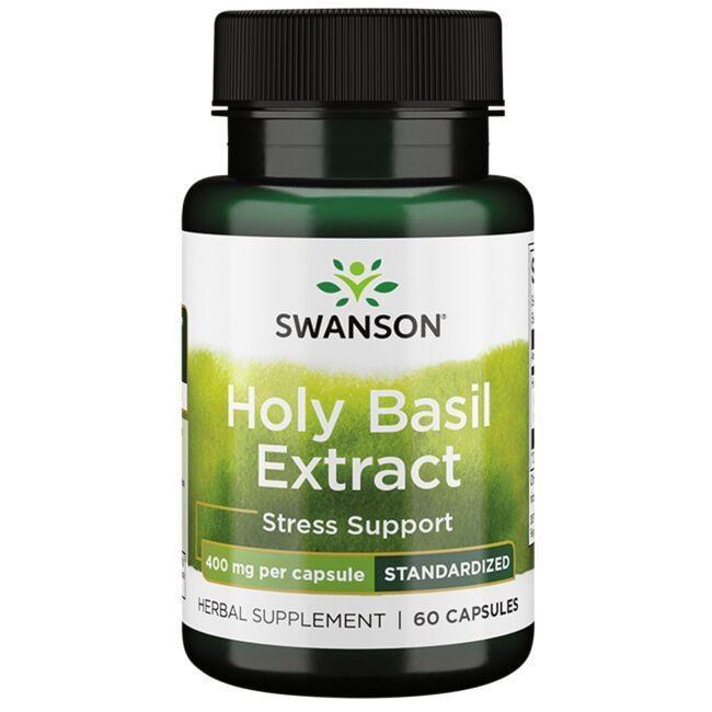 Swanson Superior HerbsHoly Basil Extract (Tulsi)