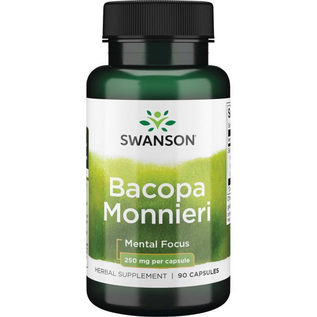 Swanson Superior HerbsBacopa Monnieri