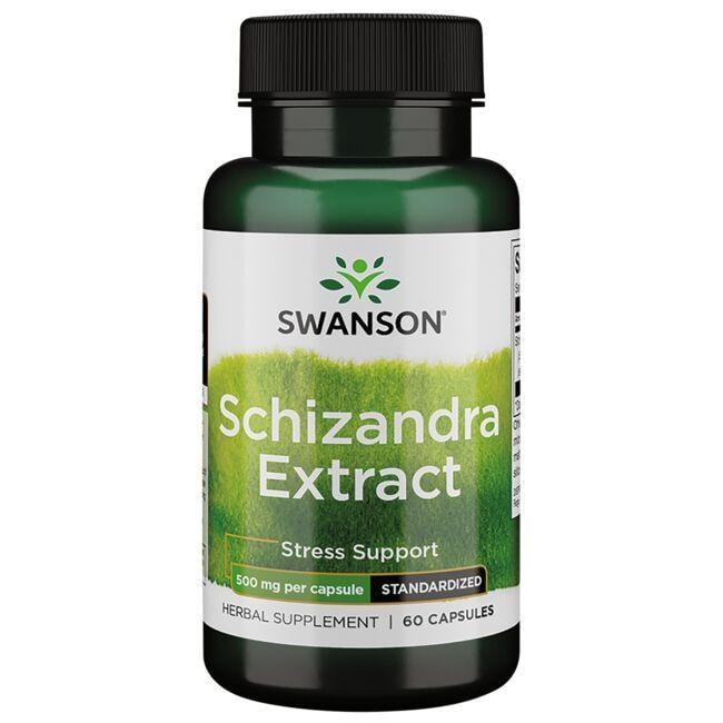Swanson Superior HerbsSchizandra Extract