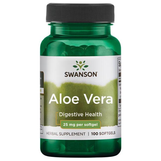 Swanson Superior HerbsAloe Vera