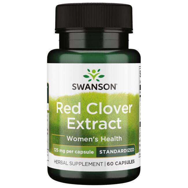 Swanson Superior Herbs High-Potency Red Clover Extract