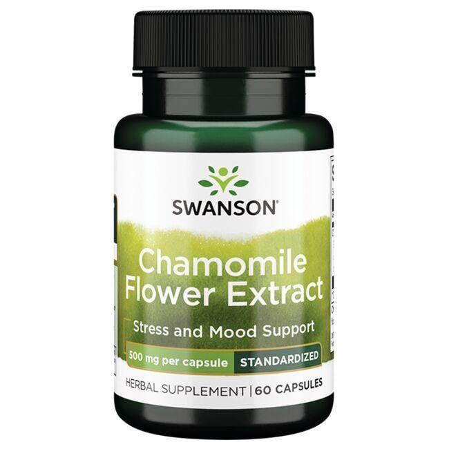 Swanson Superior HerbsChamomile Flower Extract - Standardized