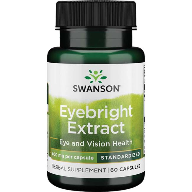 Swanson Superior Herbs Eyebright Extract