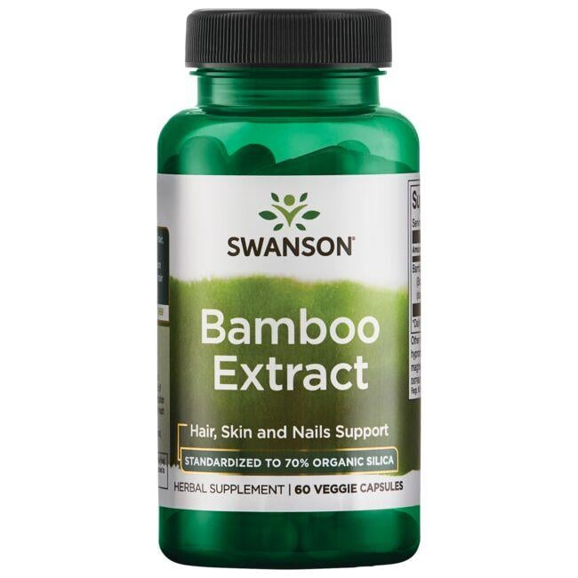 Swanson Superior HerbsBamboo Extract
