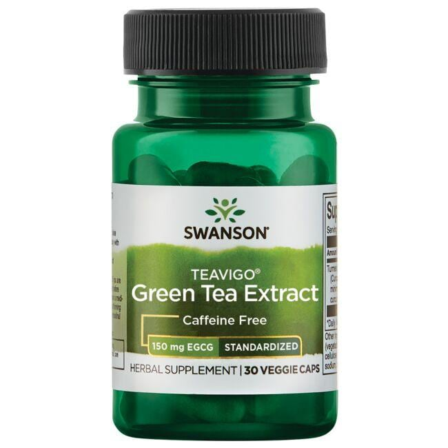 Swanson Superior HerbsTeavigo Green Tea Extract