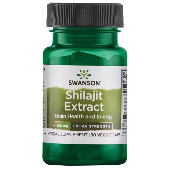 Swanson Superior HerbsShilajit Extract - Extra Strength
