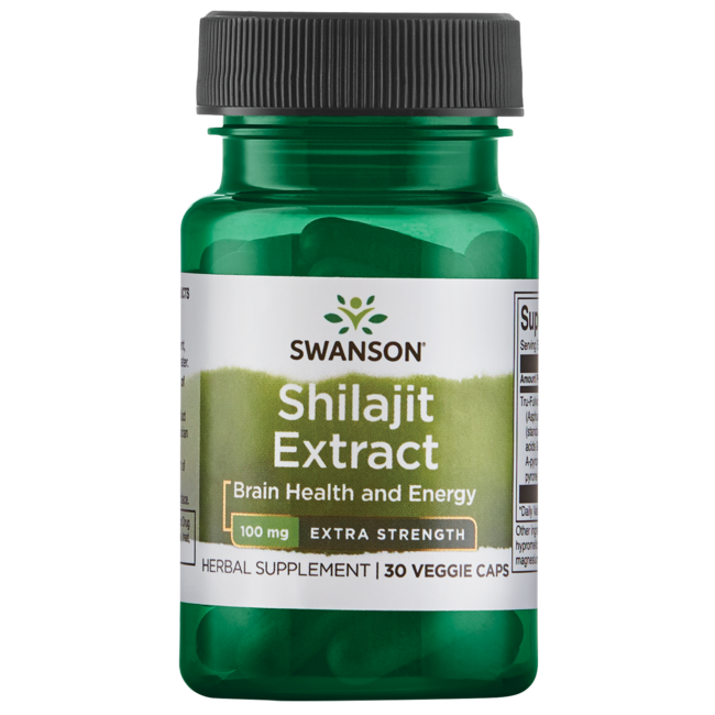 What is shilajit extract