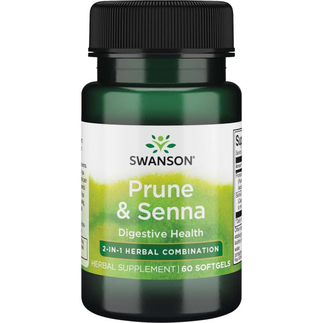 Swanson Superior HerbsPrune & Senna