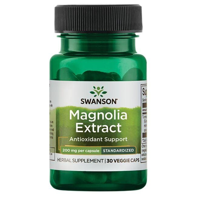 Swanson Superior Herbs Magnolia Extract - Standardized