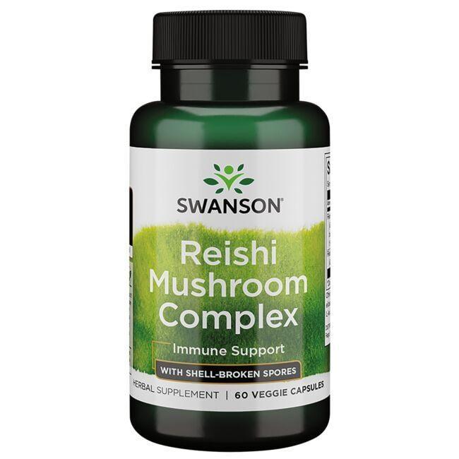 Swanson Superior HerbsSuper Potent Reishi Mushroom Complex