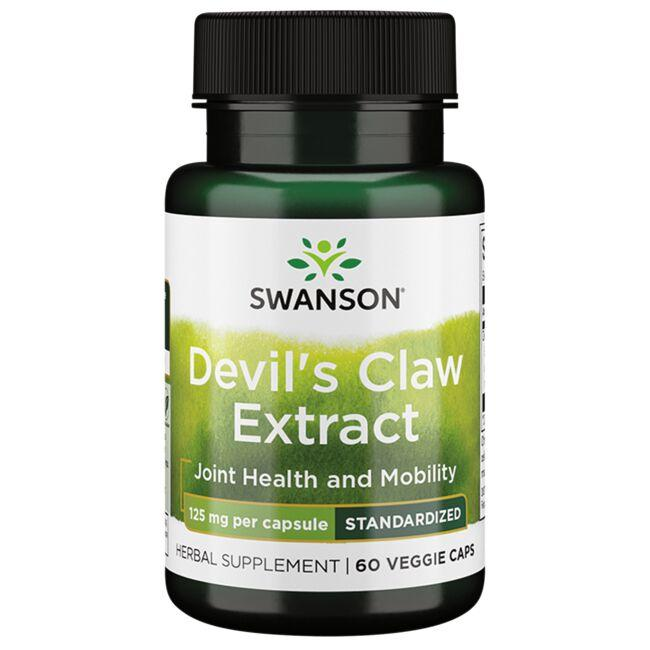 Swanson Superior HerbsDevil's Claw Extract - Standardized