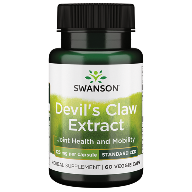 Swanson Superior Herbs Devil's Claw Extract