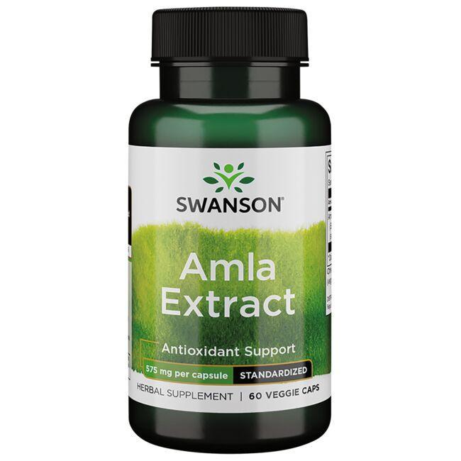 Swanson Superior HerbsAmla Extract (Indian Gooseberry)