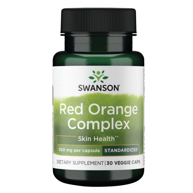 Swanson Superior Herbs Red Orange Complex