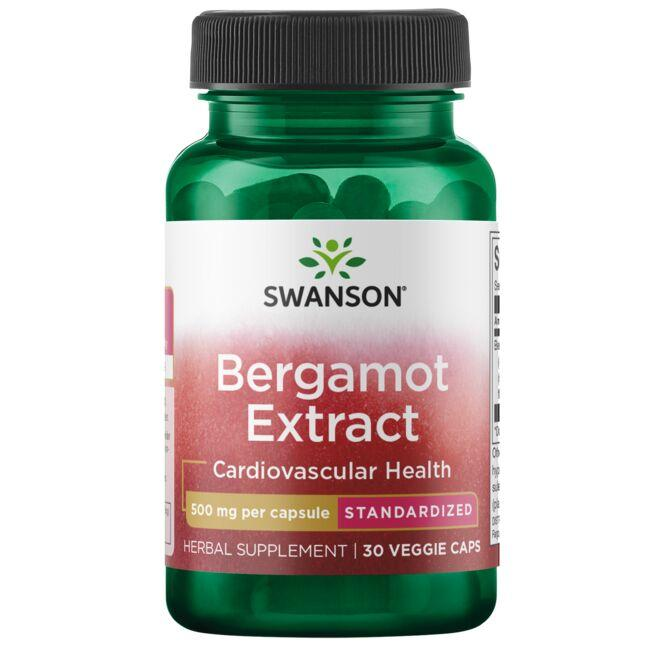 Swanson Superior HerbsBergamot Extract with BERGAVIT