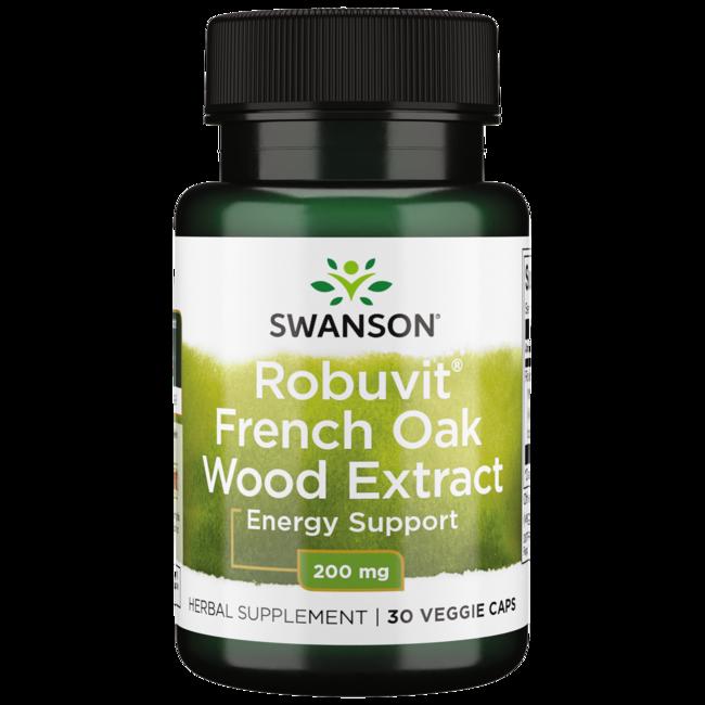 Swanson Superior HerbsRobuvit French Oak Wood Extract