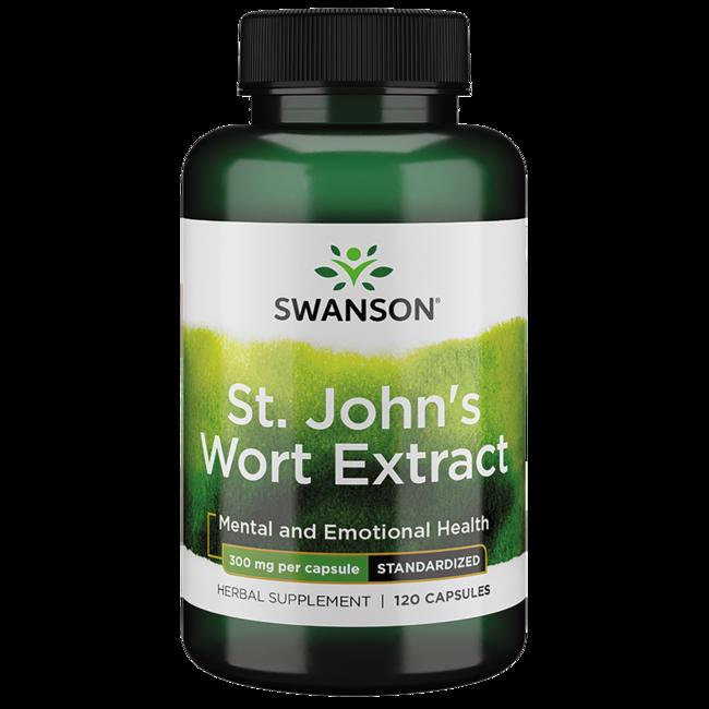 Swanson Superior HerbsSt. John's Wort Extract