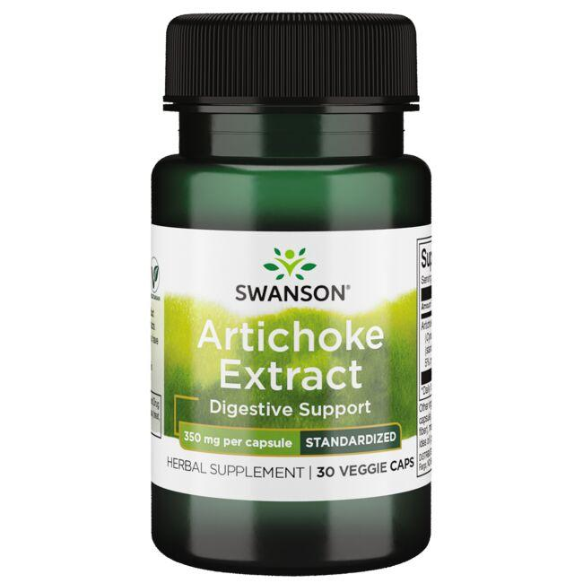 Swanson Superior Herbs High Potency Artichoke Extract
