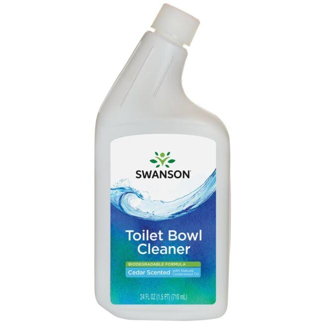 Swanson Healthy Home Toilet Bowl Cleaner - Eco-Friendly - Cedar Scented