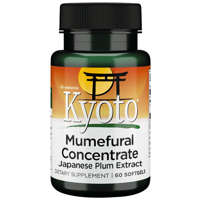 Swanson Kyoto BrandSuper-Strength Mumefural Concentrate