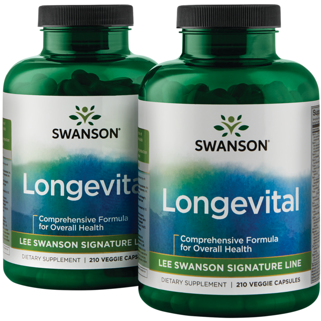 Lee Swanson Signature LineLongevital
