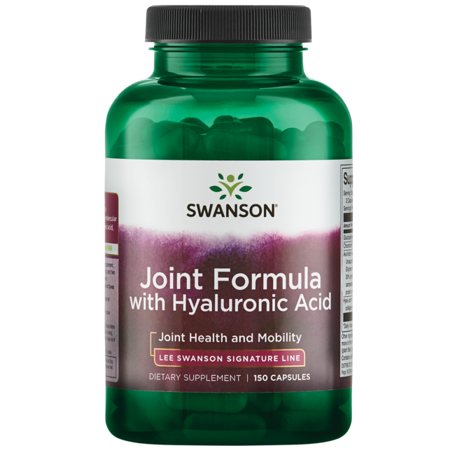 Lee Swanson Signature Line Joint Formula with Hyaluronic Acid