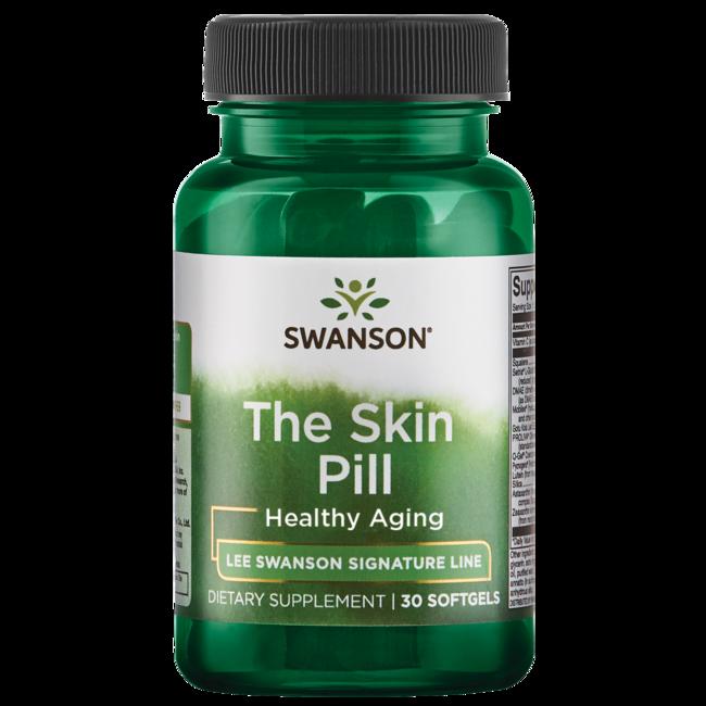 skin pill