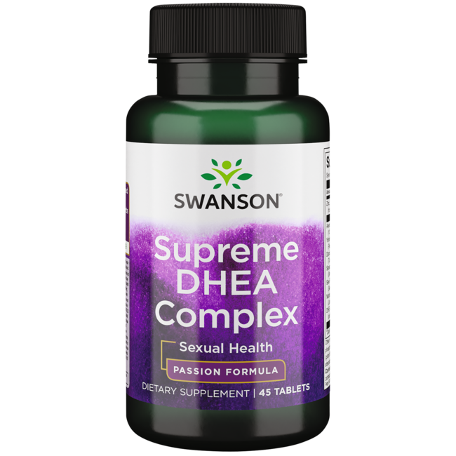 Swanson PassionSupreme DHEA for Intimacy