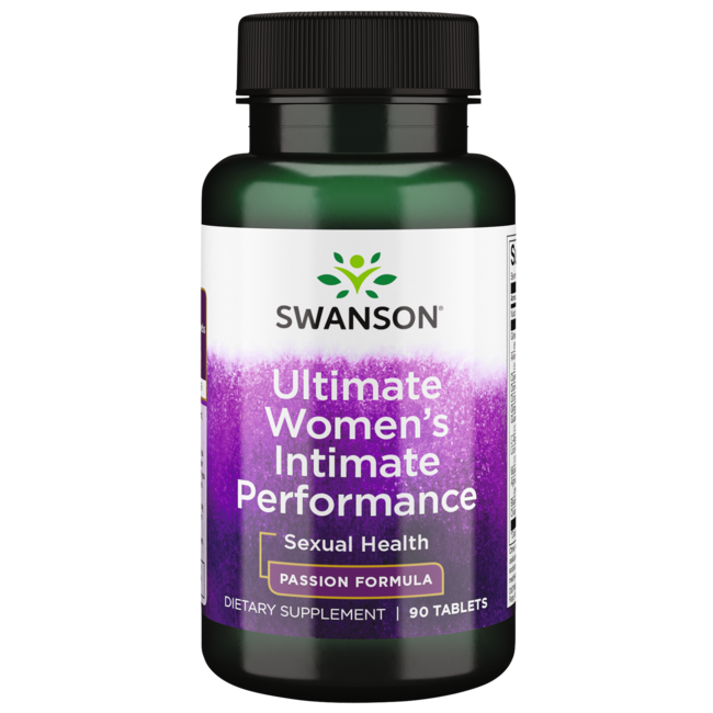 Swanson PassionUltimate Women's Intimate Performance