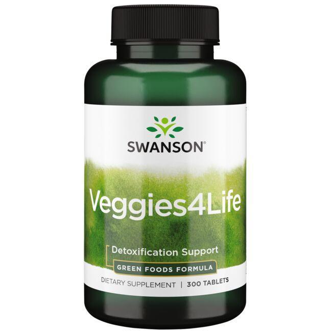 Swanson GreenFoods FormulasVeggies4Life