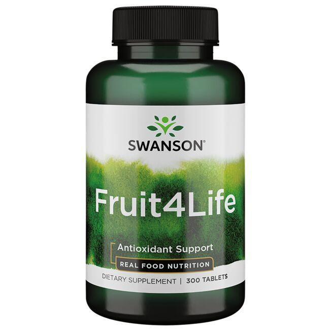 Swanson GreenFoods FormulasFruit4Life
