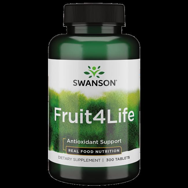 Swanson GreenFoods Formulas Fruit4Life