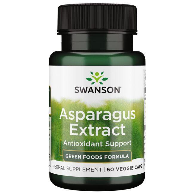 Swanson GreenFoods FormulasAsparagus Extract