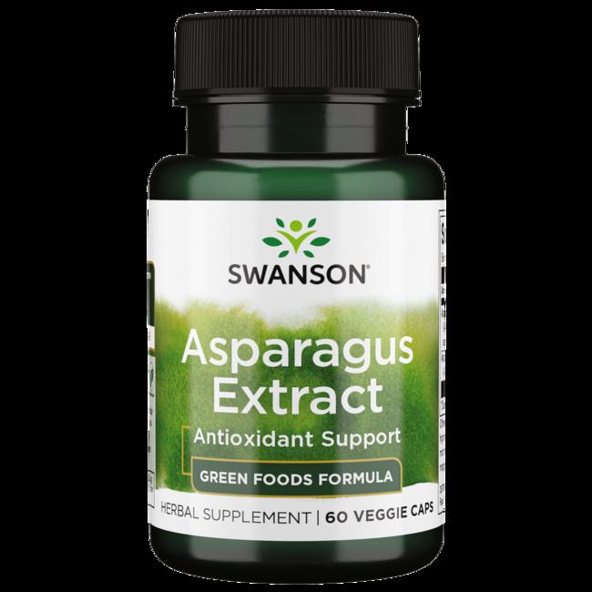 Swanson GreenFoods Formulas Asparagus Extract